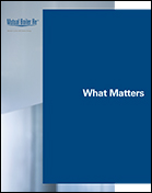 MBRe What Matters Brochure
