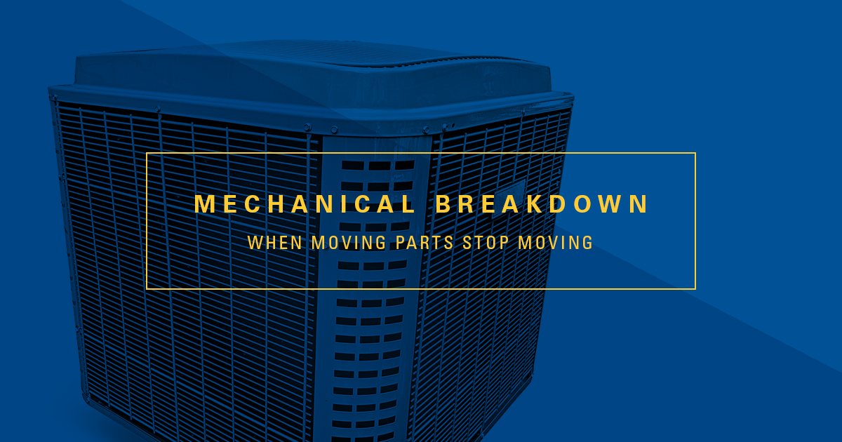 Mechanical Breakdown - MBRe